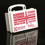 Certified Safety Mfg - Bloodborne Pathogen Economy Kit (10PW)