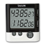 Taylor - TIMER,DIGITAL,2 DISPLAY/2 EVENT