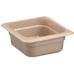 "Cambro - 1/6 Size x 2"""" Deep Food Pan  