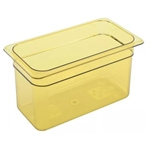 "Cambro - 1/3 Size x 6"""" High-Heat Food Pan 