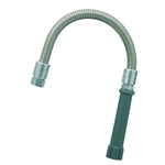 "T&S -HOSE, FLEX 44"" S/S FOR PRE- (B-0044-H)