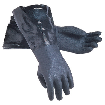 "San Jamar - 17"""" Neoprene Dishwashing Glove 