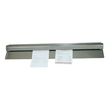 "Update International - 24"""" Wall-Mounted Check Holder 