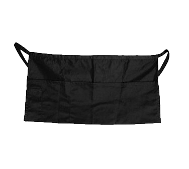Update International - 4-Pocket Waist Apron | Public Kitchen Supply