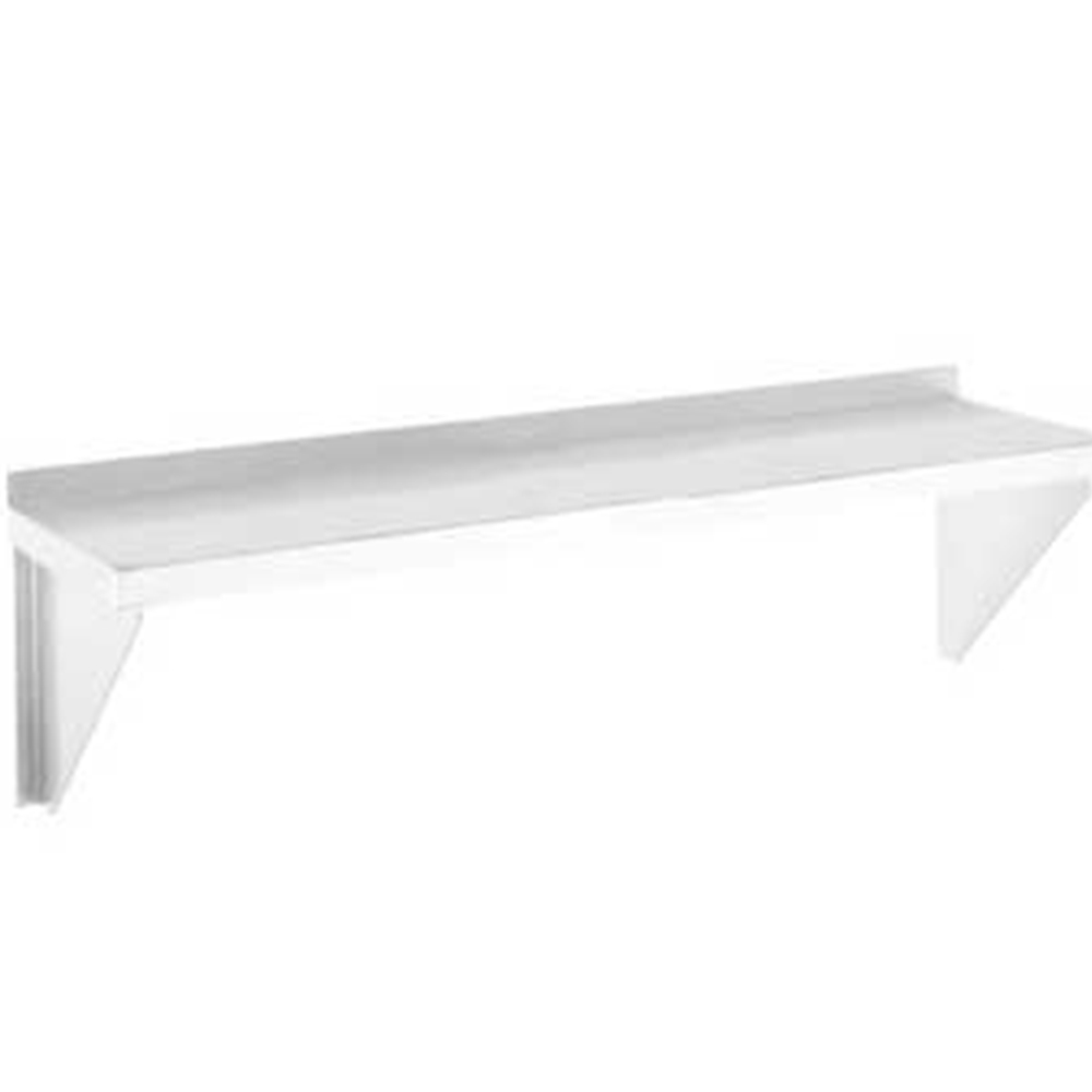 "Channel Mfg - Shelving, Wall, 48""W x 12""D