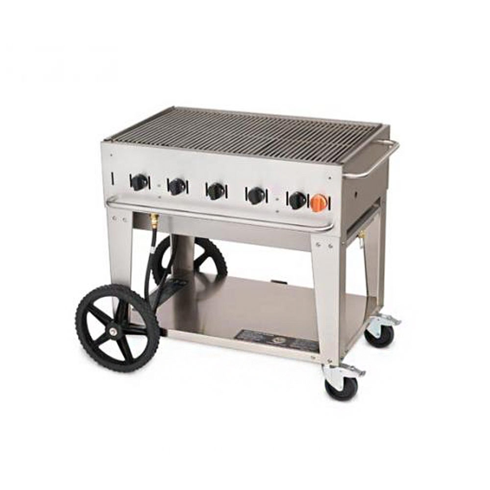 "Crown Verity - 34"" Outdoor Natural Gas Grill 